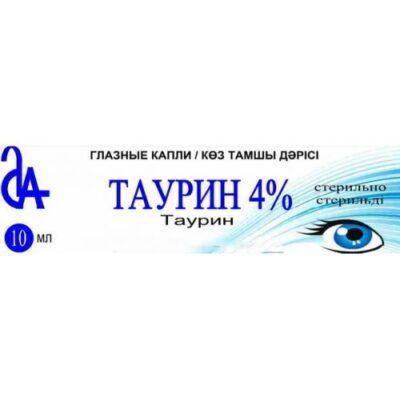 4% taurine Eyedrops 10 ml.