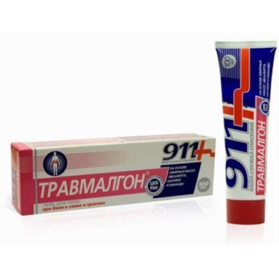 911 lot 100 ml Travmalgon gel body