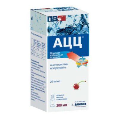 ACC® 20 mg / ml 200 ml oral solution