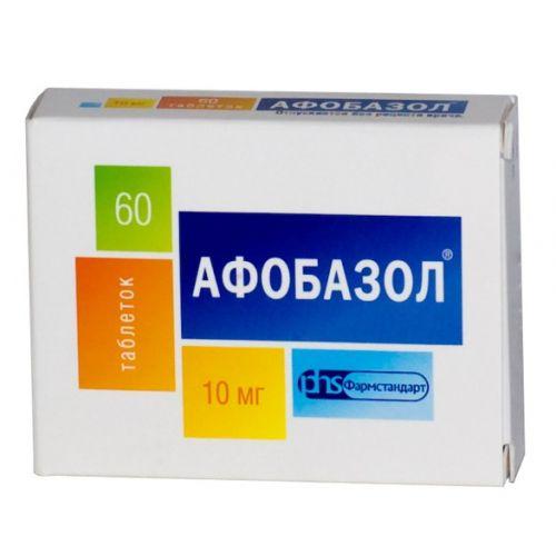 Afobazole (Fabomotizole) 10mg