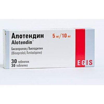 Alotendin 5 mg / 10 mg (30 tablets)