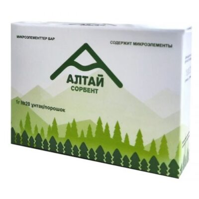 Altaysorbent 1g powder 20s