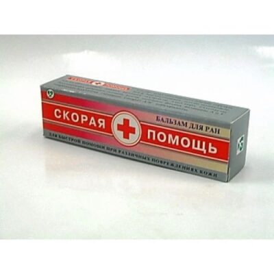 Ambulance 35ml balsam for wounds