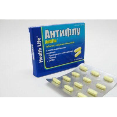 Antiflu 12s tablets