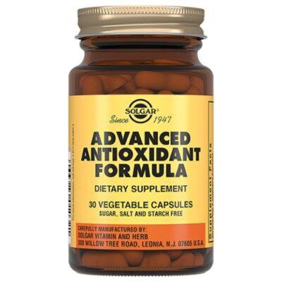 Antioxidant Solgar formula (30 capsules)s (10321)
