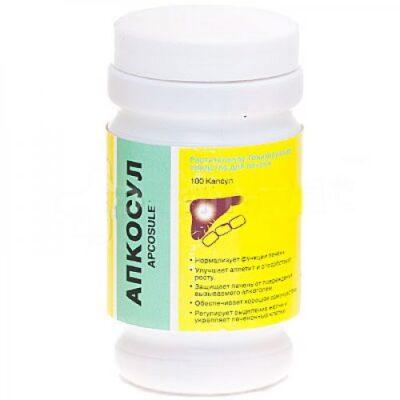 Apkosul (100 capsules)