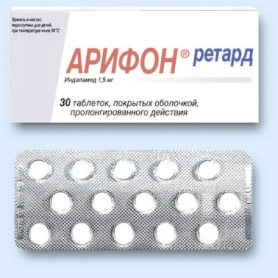 Arifon retard 1.5 mg retard (30 tablets)