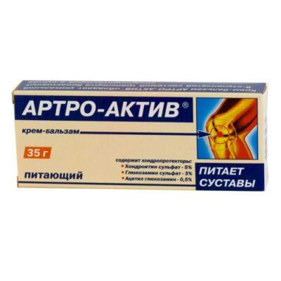 Arthro-versatile 35g of cream-balsam