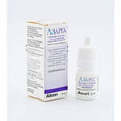 Azarga® eye drops 5 ml suspension