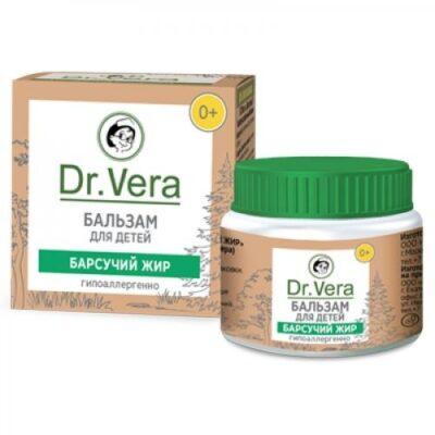 Badger fat Dr.Vera 45g balm for children