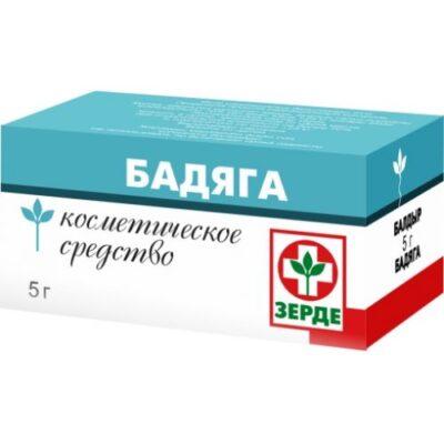 Badyaga 5g powder