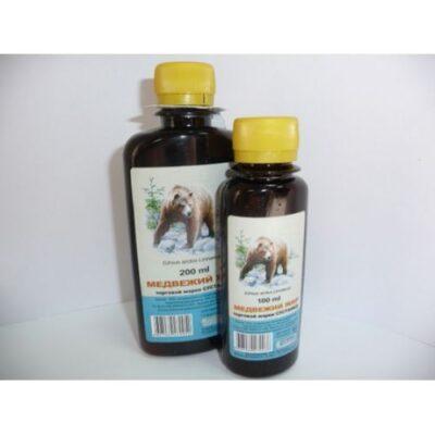 Bear fat 200 ml