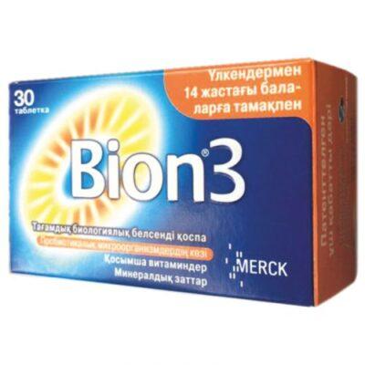 Bion 3 (30 tablets)