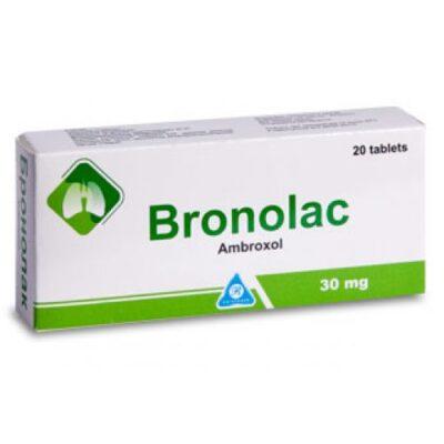 Bronolak 30 mg (20 tablets)