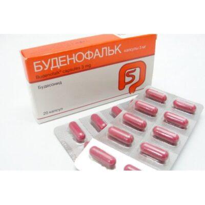 Budenofalk 3 mg (20 capsules)