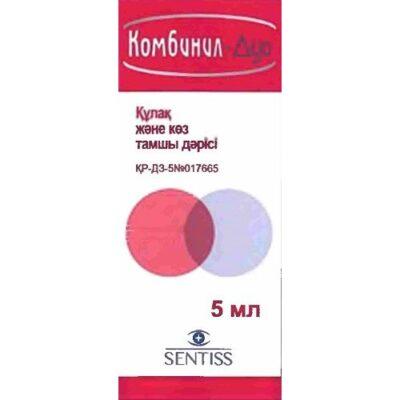 COMBINED-Duo eye/ear drops 5 ml