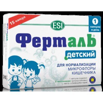 Child Fertal (15 capsules)