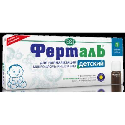 Child Fertal 6's 15 ml liq.