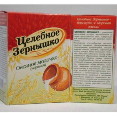 Curative grain oat milk powder 150 g