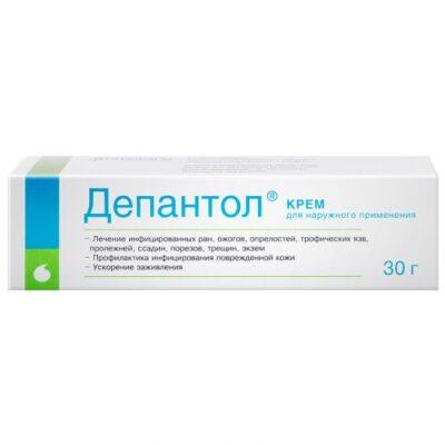 Depantol® 30g cream for external use