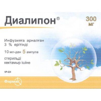 Dialipon (ALA) 3% 10 ml (5 vials)