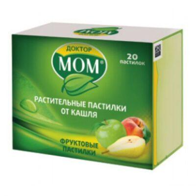 Doctor MOM fruit pastilles 20s