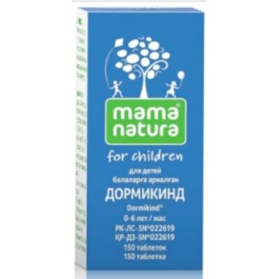 Dormikind 150s homeopathic tablets