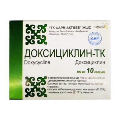 Doxycycline-TK 100 mg