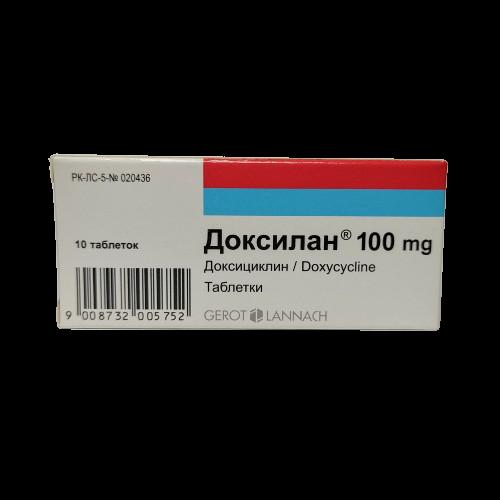 Doxylan® (Doxycycline) 100 mg