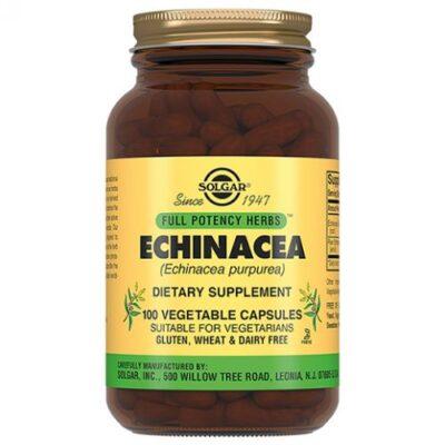 Echinacea purpurea extract Solgar (100 capsules) (38707)