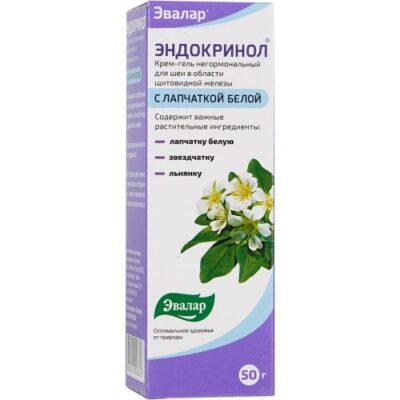 Endocrinol 50 ml cream-gel