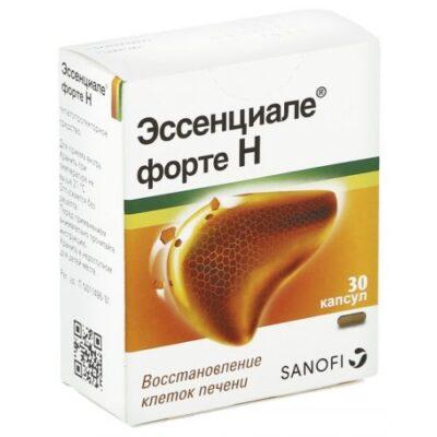 Essentsiale® H (30 capsules)s forte