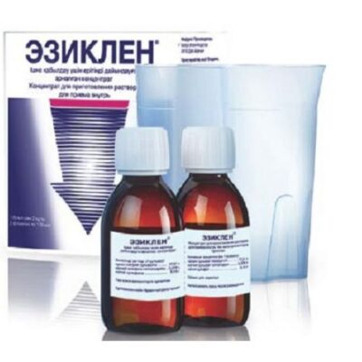 Eziklen® 2's 176 ml conc. for a solution for pr. int.