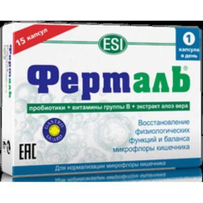 Fertal (15 capsules)