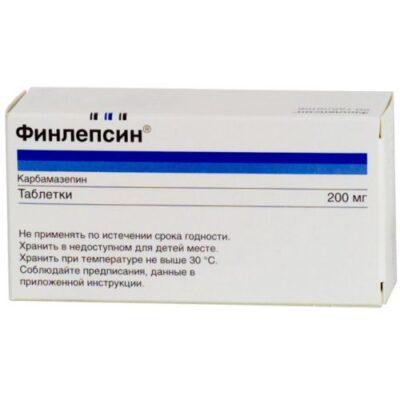 Finlepsinum 200 mg (50 tablets)