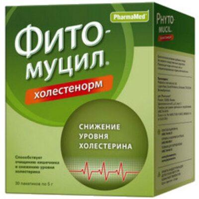 Fitomutsil Holestenorm 5g powder 30s