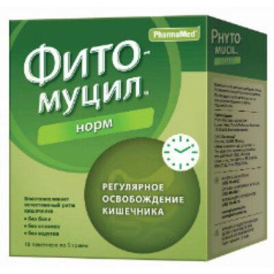 Fitomutsil Norm 5g powder 10s