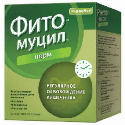 Fitomutsil Norm 5g powder 30s