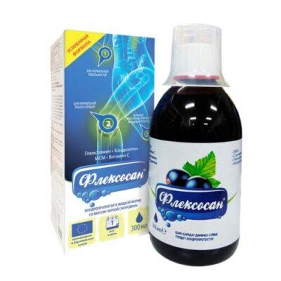 Fleksosan 300 ml oral solution
