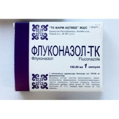 Fluconazole TC 150 mg 1's caps.