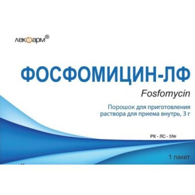 Fosfomycin 3g LF-1's powder for oral solution