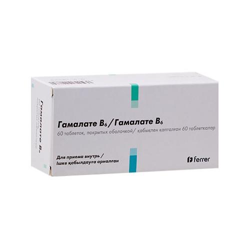 Gamalate B6 (60 coated tablets)