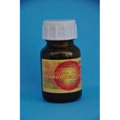 Ichthyol 10% 25g ointment bank