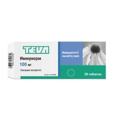 Immunorm 100 mg (20 tablets)
