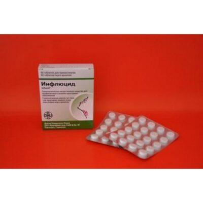 Influcid (60 tablets)