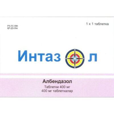 Intazol 400 mg (1 tablet)