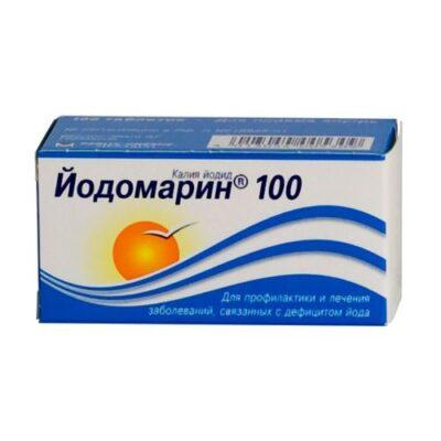 Jodomarin 100 mcg (100 tablets)