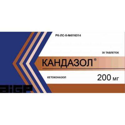 Kandazol 200 mg (30 tablets)