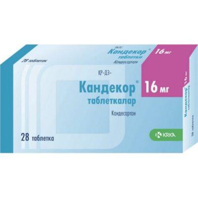 Kandekor 16 mg (28 tablets)