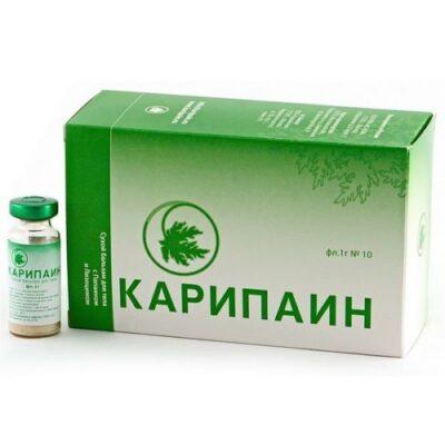 Karipain 1g 10s balm for dry body